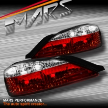 Clear Red Non LED Tail Lights for Nissan 200SX Silvia S15