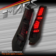 Smoked Red LED Tail lights for Nissan Nissan X-Trail T31 07-10