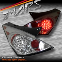 Crystal Clear LED Tail lights for Nissan 350Z Z33 FairLady 03-05 Series 1