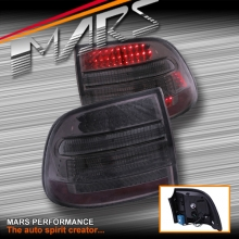 Full Smoked LED TailLight Tail Lights for PORSCHE CAYENNE 955 9PA 03-06