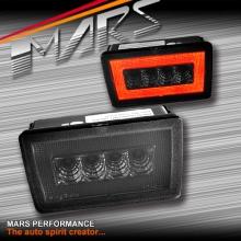 Full LED Bumper Bar Driving / Brake & Reverse Tail lights for Subaru WRX & STI 14+