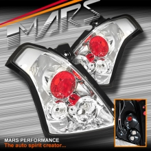 Crystal Clear Altezza Tail Lights for Suzuki Swift 04-06 & Sports