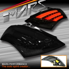 Full Smoked LED Tail lights with LED indicators for Suzuki Swift Hatch 11-17
