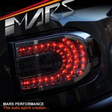 Full Smoked LED Tail Lights for TOYOTA FJ-CRUISER 2011-2016