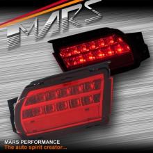 Red LED Rear Fog Brake Tail Lights for TOYOTA LANDCRUISER Prado 09-17