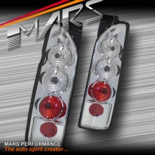Crystal Clear Altezza Tail lights for Toyota Hiace VAN 05-17