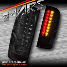 Smoked LED Tail lights for Toyota Hilux VIGO 04-15 SN