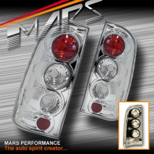 Crystal Clear Altezza Tail Lights for Toyota Hilux VIGO 04-15