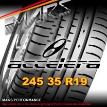 Accelera PHI ultra high performance 245 35 R19 93Y XL Sports Asymmetric Tyre
