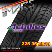 Achilles ATR Sport ultra high performance 225 35 ZR19 93W Directional Tyre