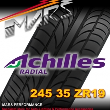 Achilles ATR Sport ultra high performance 245 35 ZR19 93W Directional Tyre