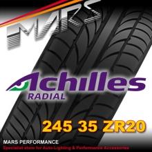 Achilles ATR Sport ultra high performance 245 35 ZR20 95W XL Directional Tyre