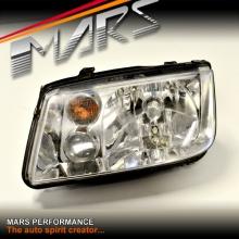 Used genuine Left Hand Side Head Light for VolksWagen Bora & Jetta 98-04 MK4