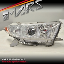 Used genuine Right Hand Side Head Light for Toyota HighLander Kluger 11-13
