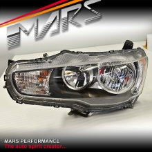Used genuine Left Hand Side Head Light for Mitsubishi Lancer X CJ 07-14 Sedan
