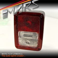 Used genuine Right Hand Side Tail Light for 07-15 Jeep Wrangler
