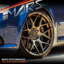 MARS MP-JW Matt Bronze 4x 19 Inch Concave Stag Alloy Wheels Rims 5x100