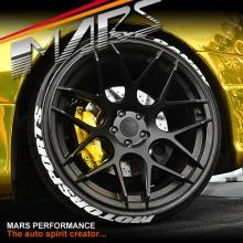 MARS MP-JW Matt Black 20 inch Concave Stag Alloy Wheels Rims 5x114.3