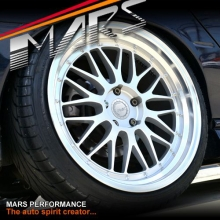MARS MP-LM 20 Inch 5x120 Step Dish Stag Alloy Wheels Rims for Holden Commodore Monaro HSV