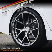 MARS MP-RI 20 Inch Gunmetal 5x120 Stag Alloy Wheels Rims for BMW