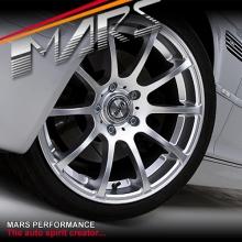 VMR V701 4 x 19 Inch Hyper Silver Stag Concave Alloy Wheels Rims 5x120