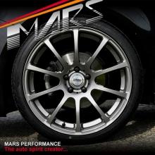 VMR V701 4 x 18 Inch Gun Metal Concave Alloy Wheels Rims 5x112