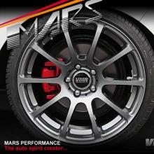 VMR V701 4 x 19 Inch Gun Metal Concave Alloy Wheels Rims 5x112
