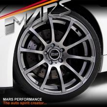 VMR V701 4 x 19  Inch Gunmetal Concave Alloy Wheels Rims 5X120