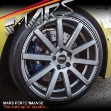 VMR V702 4 x 19 Inch Matt Gun Metal Alloy Wheels Rims 5x120