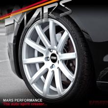 VMR V702 4 x 19 Inch Matt Hyper Silver Alloy Wheels Rims 5x112