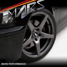 VMR V705 4 x 19 Inch Gun Metal Concave Alloy Wheels Rims 5x120