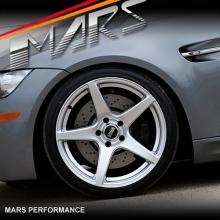 VMR V705 4 x 19 Inch Hyper Silver Concave Alloy Wheels Rims 5x120