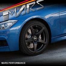 VMR V705 4 x 19 Inch Matt Black Concave Alloy Wheels Rims 5x120