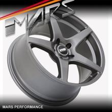 VMR V705 4 x 19  Inch Gun Metal Concave Alloy Wheels Rims 5x112