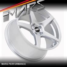 VMR V705 4 x 18 Inch Hyper Silver Concave Alloy Wheels Rims 5x120