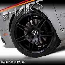 VMR V708 4 x 20 Inch Matt Black Concave Alloy Wheels Rims 5x112