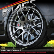 VMR V710 4x 19 Inch Gun Metal Concave Alloy Wheels Rims 5x112