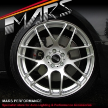 VMR V710 4 x 19  Inch Hype Silver Stag Concave Alloy Wheels Rims 5x112