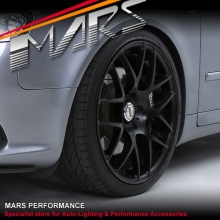 VMR V710 4 x 20 Inch Matt Black Concave Alloy Wheels Rims 5x112