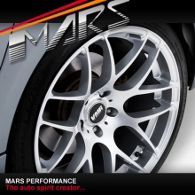 VMR V710 4 x 20 Inch Hyper Silver Stag Concave Alloy Wheels Rims 5x120