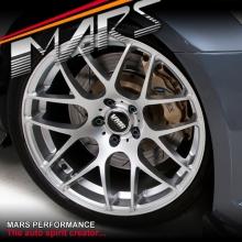 VMR V710 4 x 19 Inch Hyper Silver Concave Alloy Wheels Rims 5x114.3