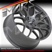VMR V710 4 x 19  Inch Gun Metal Concave Alloy Wheels Rims 5x114.3