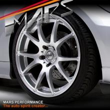 VMR V713 4 x 19 Inch Hype Silver Concave Alloy Wheels Rims 5x120