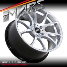 VMR V713 4 x 19  Inch Hype Silver Concave Alloy Wheels Rims 5x112
