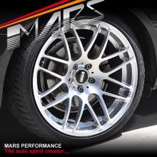 VMR V718 4 x 19 Inch Hyper SIlver Concave Alloy Wheels Rims 5x112