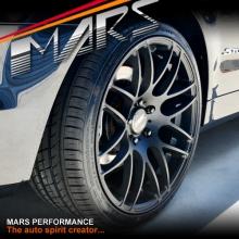 VMR V718 4 x 19 Inch Matt Black Concave Alloy Wheels Rims 5x120