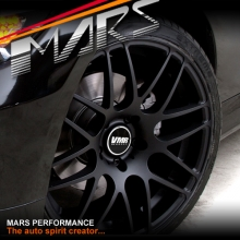 VMR V718 4x 18 Inch Matt Black Concave Alloy Wheels Rims 5x112