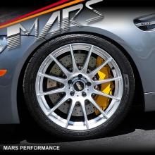 VMR V721 4 x 19 Inch Hyper Silver Concave Alloy Wheels Rims 5x120