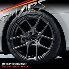 VMR V803 4 x 19 Inch Gun Metal Concave Alloy Wheels Rims 5x114.3