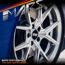 VMR V804 Flow-Formed 18 Inch Hyper Silver Concave Alloy Wheels Rims 5x112